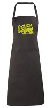 31 AES Embroidered Apron